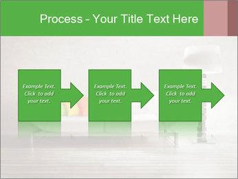 Modern interior room PowerPoint Template - Slide 88