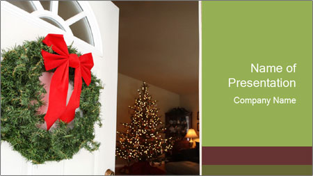 Holiday PowerPoint Template