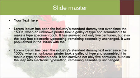 Holiday PowerPoint Template - Slide 2
