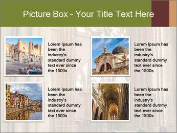 Catholic church PowerPoint Template - Slide 14