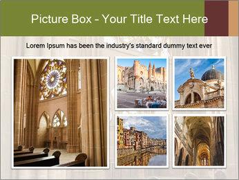 Catholic church PowerPoint Template - Slide 19