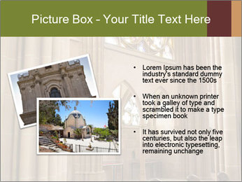 Catholic church PowerPoint Template - Slide 20