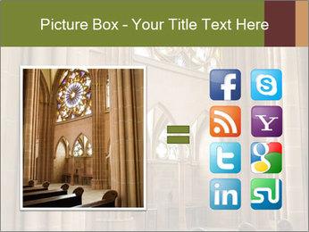Catholic church PowerPoint Template - Slide 21