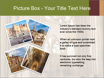 Catholic church PowerPoint Template - Slide 23