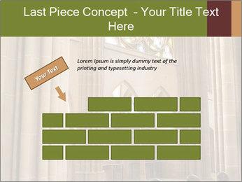 Catholic church PowerPoint Template - Slide 46