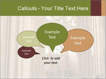 Catholic church PowerPoint Template - Slide 73