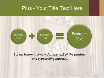 Catholic church PowerPoint Template - Slide 75