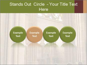 Catholic church PowerPoint Template - Slide 76