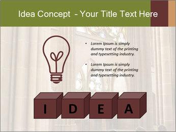 Catholic church PowerPoint Template - Slide 80