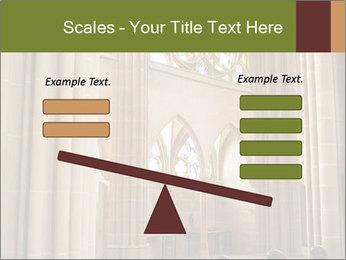Catholic church PowerPoint Template - Slide 89
