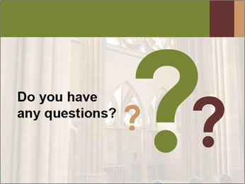 Catholic church PowerPoint Template - Slide 96