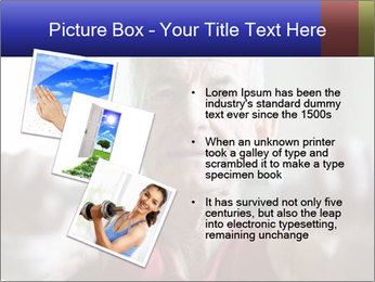 Portrait of elderly man PowerPoint Templates - Slide 17