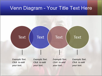 Portrait of elderly man PowerPoint Templates - Slide 32