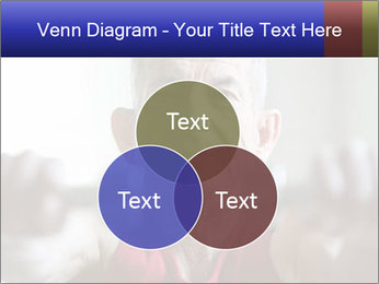 Portrait of elderly man PowerPoint Templates - Slide 33
