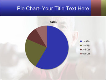 Portrait of elderly man PowerPoint Templates - Slide 36