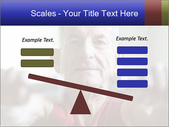 Portrait of elderly man PowerPoint Templates - Slide 89
