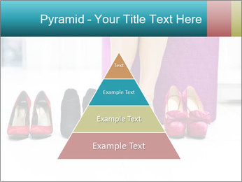 The woman in shop PowerPoint Template - Slide 30
