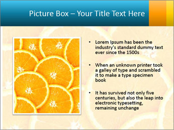 Citrus-fruit PowerPoint Template - Slide 13