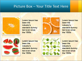 Citrus-fruit PowerPoint Template - Slide 14