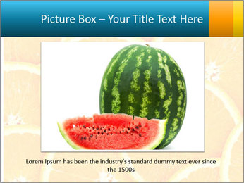 Citrus-fruit PowerPoint Template - Slide 15