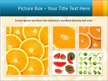 Citrus-fruit PowerPoint Template - Slide 19