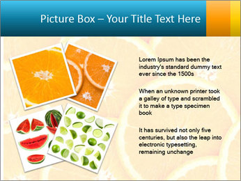 Citrus-fruit PowerPoint Template - Slide 23