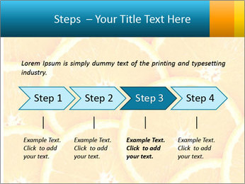 Citrus-fruit PowerPoint Template - Slide 4
