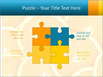 Citrus-fruit PowerPoint Template - Slide 43