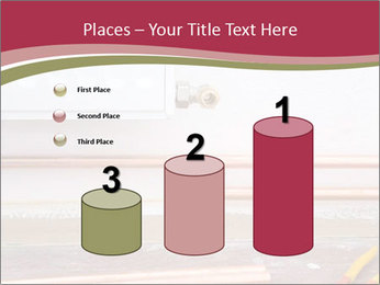 Copper pipes and pliers PowerPoint Template - Slide 65