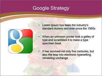 Big sandwich PowerPoint Template - Slide 10