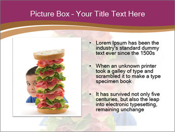 Big sandwich PowerPoint Templates - Slide 13