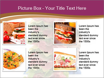 Big sandwich PowerPoint Templates - Slide 14