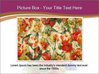 Big sandwich PowerPoint Template - Slide 16