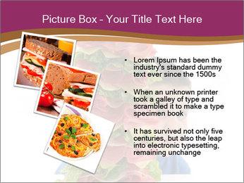 Big sandwich PowerPoint Template - Slide 17