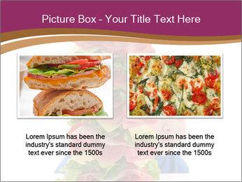 Big sandwich PowerPoint Template - Slide 18