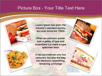 Big sandwich PowerPoint Template - Slide 24