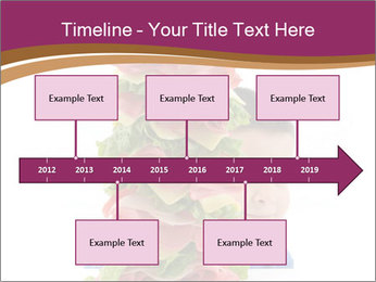 Big sandwich PowerPoint Template - Slide 28
