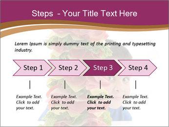 Big sandwich PowerPoint Template - Slide 4