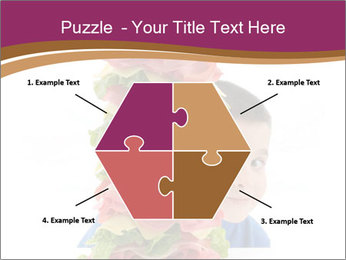 Big sandwich PowerPoint Templates - Slide 40