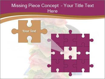 Big sandwich PowerPoint Template - Slide 45