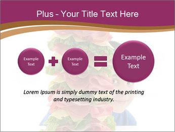 Big sandwich PowerPoint Template - Slide 75