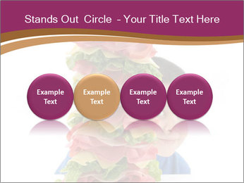Big sandwich PowerPoint Template - Slide 76