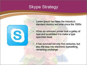Big sandwich PowerPoint Template - Slide 8