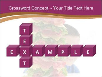 Big sandwich PowerPoint Template - Slide 82