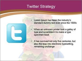 Big sandwich PowerPoint Template - Slide 9
