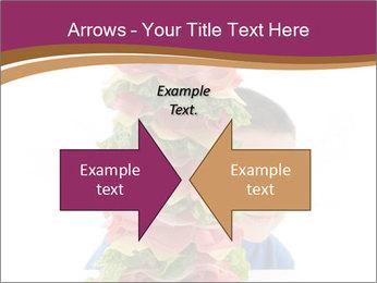 Big sandwich PowerPoint Template - Slide 90