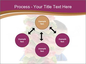 Big sandwich PowerPoint Template - Slide 91