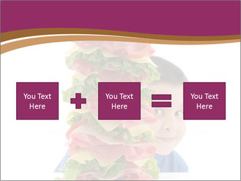Big sandwich PowerPoint Template - Slide 95