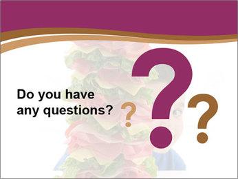 Big sandwich PowerPoint Template - Slide 96