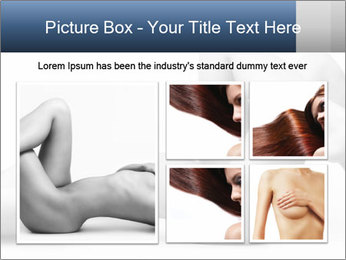 Naked beautiful woman PowerPoint Templates - Slide 19